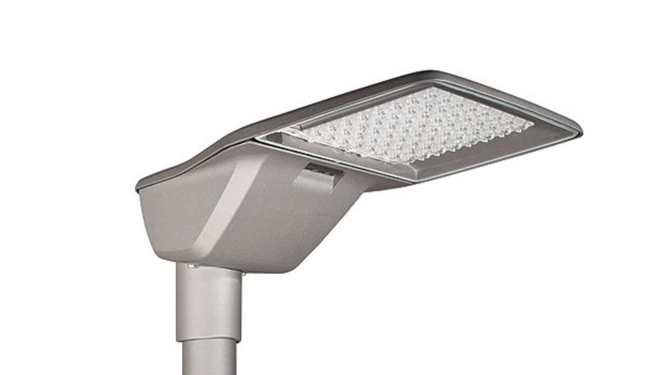 Bild 1. LED-Straßenbeleuchtungen von Osram sind für den Betrieb bei Umgebungs-temperaturen von –35 °C bis +50 °C ausgelegt.