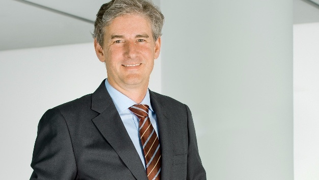 Robert Kees, CEO Marketing & Sales von TÜV Süd