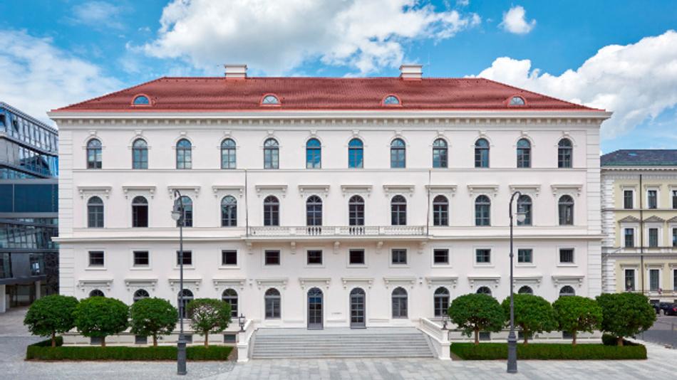 Die Konzernzentrale von Siemens in München
