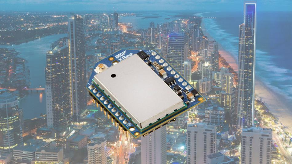 Atlantik Elektronik präsentiert das XBee Cellular NB-IoT Embedded Modemvon Digi