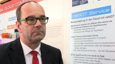Armin Pühringer, Hilscher: »Der neue Koppler wird in Kürze auf den Markt kommen.«