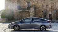 Der Plug-in-Hybrid Prius von Toyota