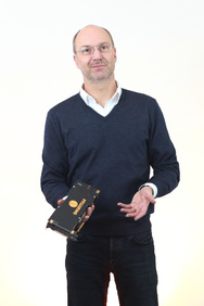 Dr. Karsten Rönner, Geschäftsführer von Swarm64