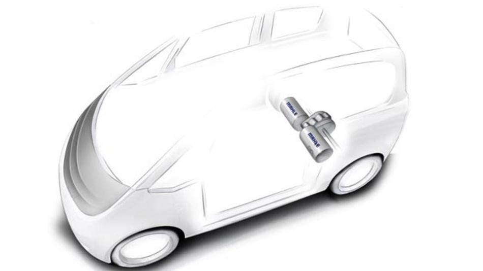 Ein neues 48-V-Konzept wird Mahle auf der diesjährigen IAA vorstellen.