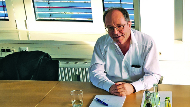 Prof. Dr. Werner Wölfle, Chefentwickler bei Traco Power Solutions