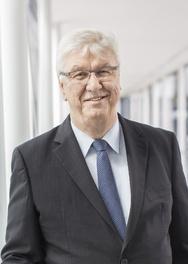 Volker Müller, Vorstandsvorsitzender der expert SE