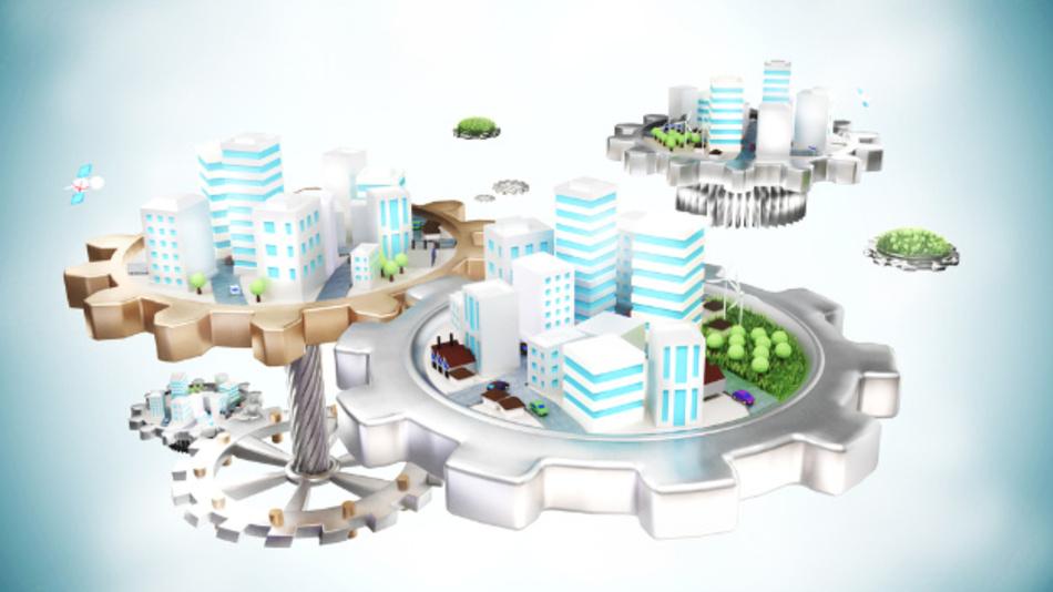 Die deutschen Unternehmen müssen branchenübergreifend zusammenarbeiten - nur so können hierzulande Smart Cities entstehen.