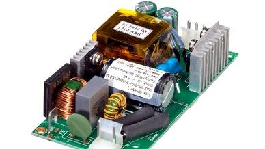 Bei der neu aufgelegten OF65-Serie von Friwo handelt es sich um Open Frame-Schaltnetzteile im Standard-Industrieformat von 4 x 2 x 1 Zoll.