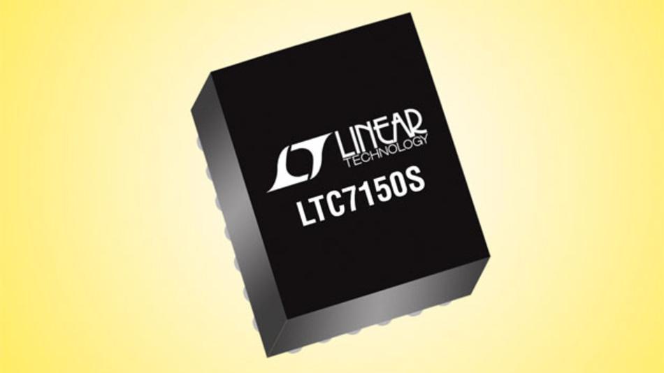 Monolithischer 20-V/20-A-Silent-Switcher-2-Synchron-Abwärtsregler für leistungshungrige PoL-Anwendungen.