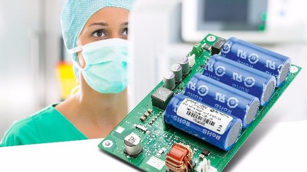 SuperCaps für die Medizintechnik: Kompakte und wartungsfreie DC-USV ...