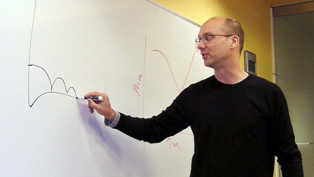 Android-Erfinder Andy Rubin.