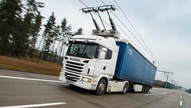 Siemens baut eHighway in Deutschland