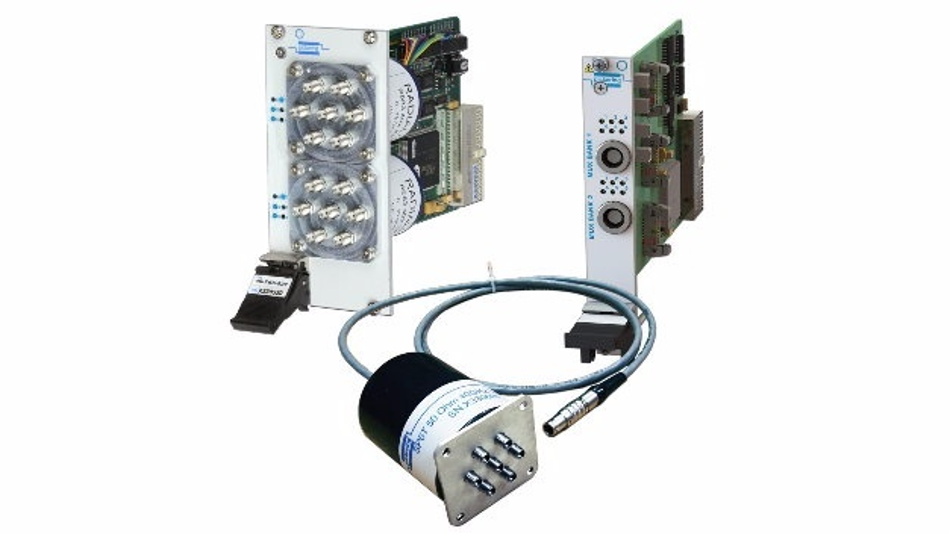 PXI Microwave Multiplexer von Pickering Interfaces