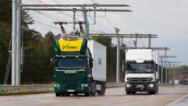 Der eHighway ist eine zuverlässige und umweltschonende Alternative zum herkömmlichen Lkw-Transport.