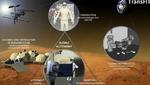 Space-Roboter fertigt komplexe Baugruppen