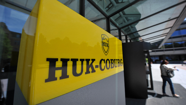 HUK-Coburg Versicherungsgruppe im Coburg.