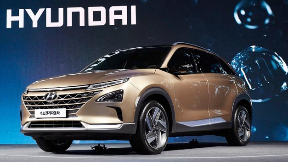 2018 will Hyundai offiziell die Nachfolgegeneration des ix35 Fuel Cell präsentieren. Bereits jetzt gab der Hersteller einen kleinen Einblick.