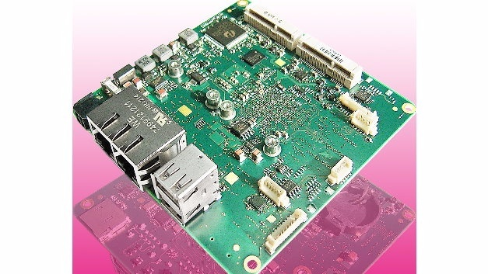 """""""Profive Nuco"""" nutzt die i.MX-6-Prozessorserie von NXP."""