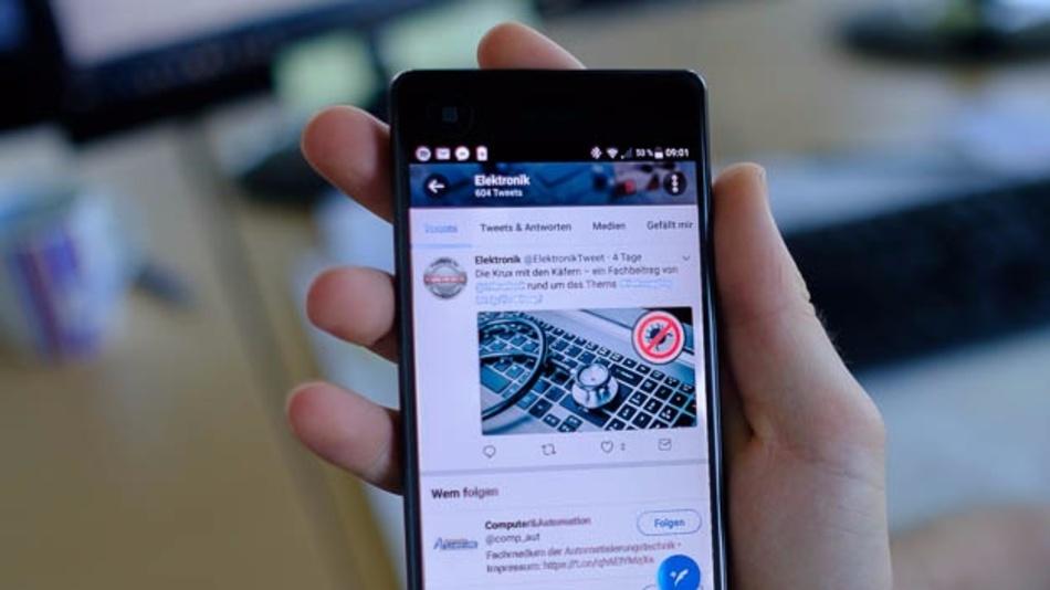 Soziale Medien: Ohne Hashtags kaum noch denkbar.