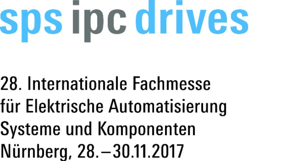Das Logo der SPS IPC Drives 2017