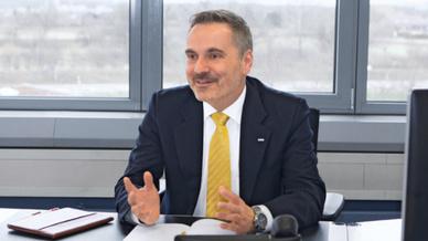 Christian Erles, Vice President Sales International bei Pilz.