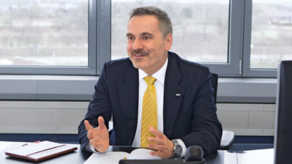 Christian Erles: »...wir richten unsere Strategie und Ziele noch deutlicher am jeweiligen Landesmarkt aus.«