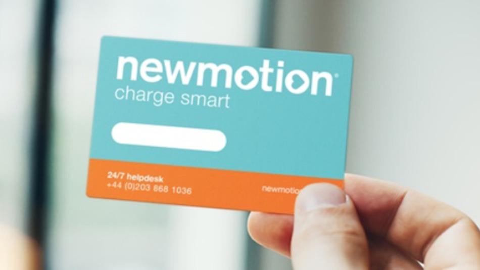 Bereits 100.000 Kunden besitzen eine Ladekarte von New Motion.
