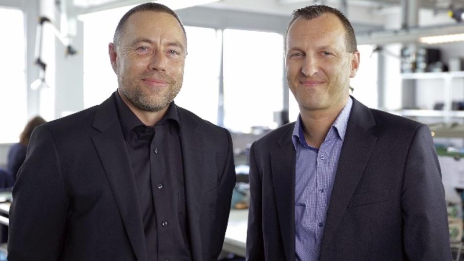 Anton Hacklinger & Markus Granzer