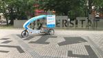 E-Lastenrad-Verleihsystem in Magdeburg