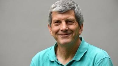 Ernst Huenges, Leiter des Forschungsbereiches Geothermische Energiesysteme