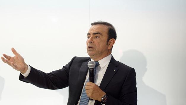 Carlos Ghosn, Präsident und Chief Executive Officer von Renault freut sich über das neue Joint-Venture mit Dongfeng, das für den chinesischen E-Auto-Markt entsteht.