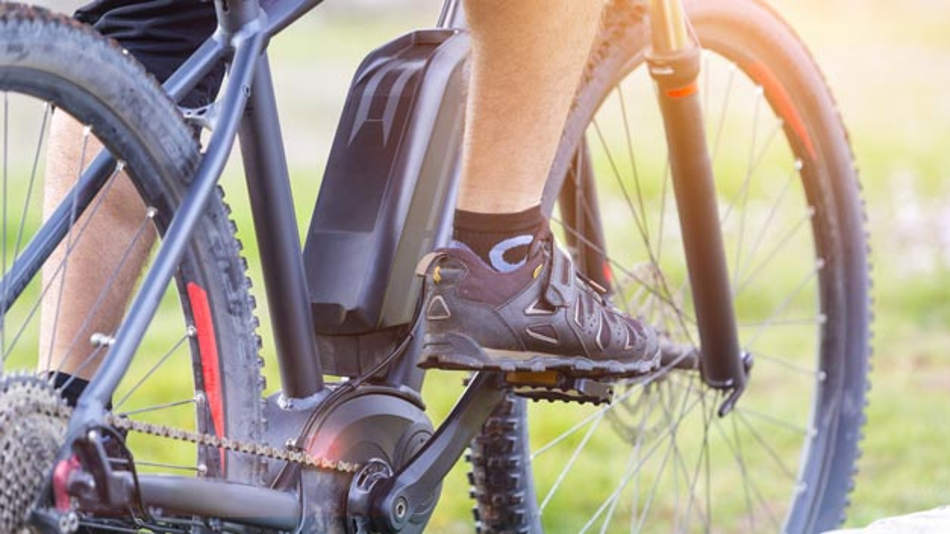 Das E-Bike befindet sich im Aufwind. Im ersten Halbjahr 2017 wurden bereits 540.000 Exemplare über den Handel abgesetzt.