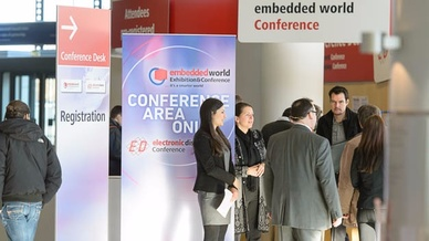 embedded world Conference Desk