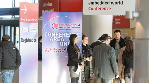 Die embedded world ist DER internationale Treffpunkt der embedded community.