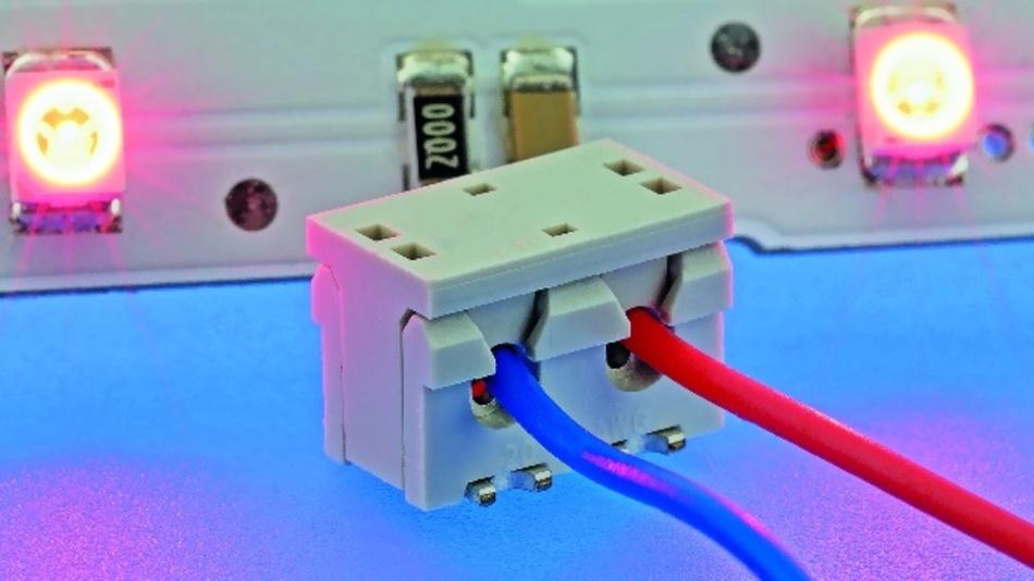 SMT-IDC-Verbinder der Serie 5261