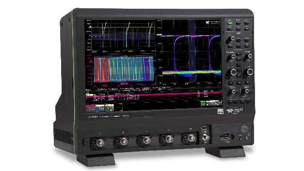 Schnelle Einblicke in serielle Datenanomalien bietet der Vehicle Bus Analyzer VBA9104 von Teledyne LeCroy