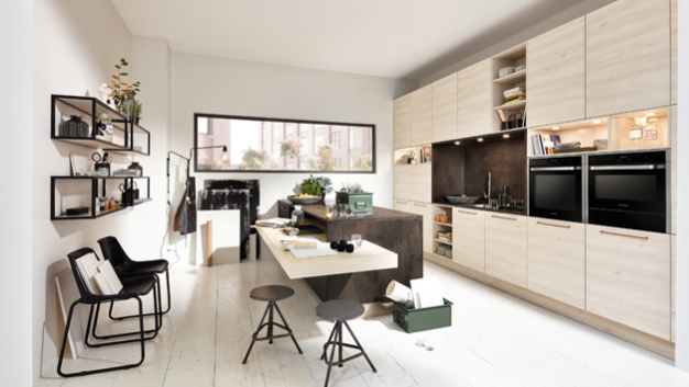 Win-Win-Kooperation für den Fachhandel: Nolte Küchen und Samsung ...
