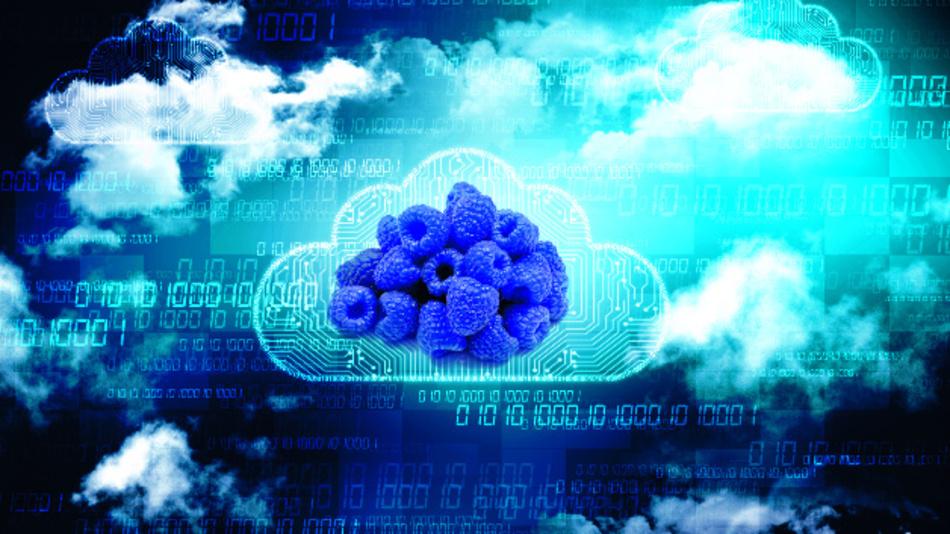 Das Raspberry Pi3 Board untertützt auch die Azure Cloud von Microsoft