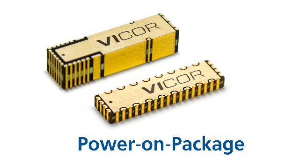 Das Modular Current Multiplier Driver (MCD, oben) und das Modular Current Multiplier (MCM, unten) sollen den Strom für kommende Big-Data-Prozessoren liefern.