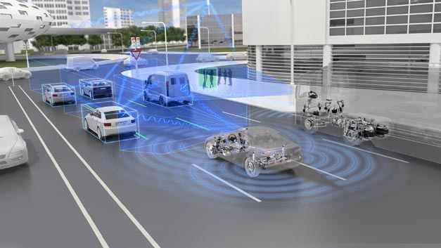 Gemeinsam mit Forschern der Universität von Kalifornien, Berkeley, wird ZF die für das autonome Fahren entscheidenden lernenden Maschinen im automobilen Umfeld nutzbar machen.