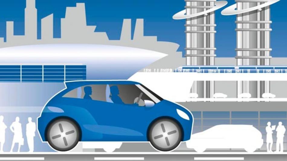 Sicherheitslücke Elektrofahrzeug? Der VDE | DKE arbeitet daran, die Datensicherheit beim Lade- und Abrechnungsvorgang zu verbessern.