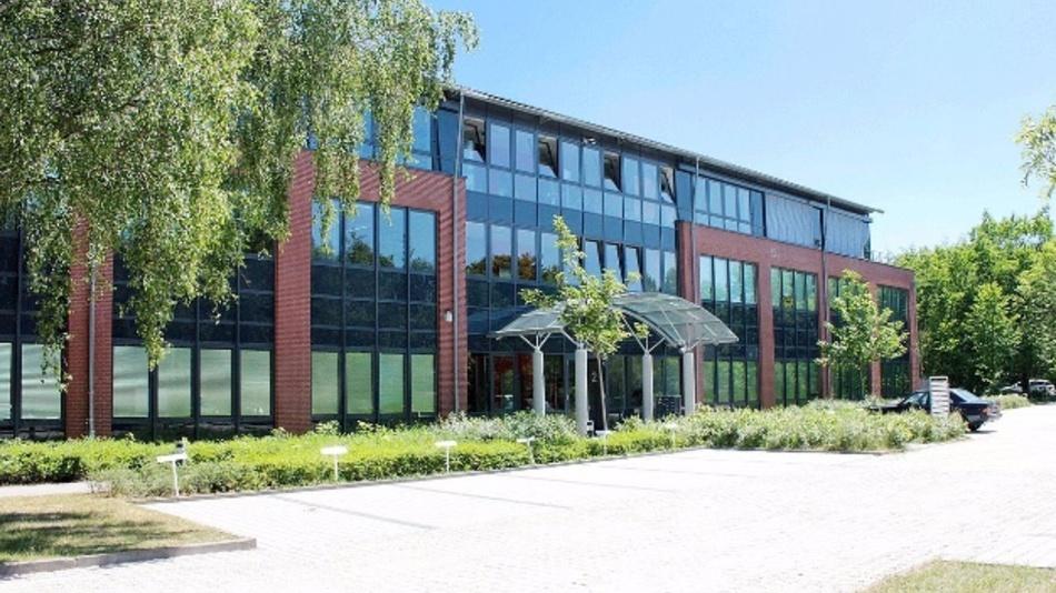 Firmengebäude von Garz & Fricke in Hamburg