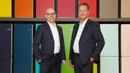 Michael Bohn und Geschäftsführer Harald Friedrich von BSH