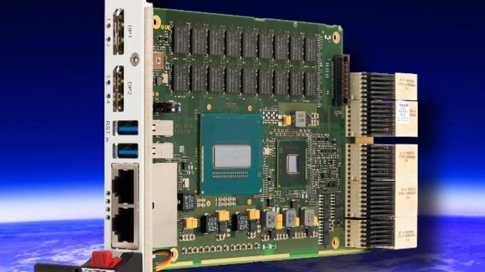 CompactPCI Serial Space garantiert die Interoperabilität von Karten verschiedener Anbieter – nicht nur im Weltraum.