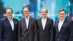 Weltmarktführer gründen Adamos-Allianz