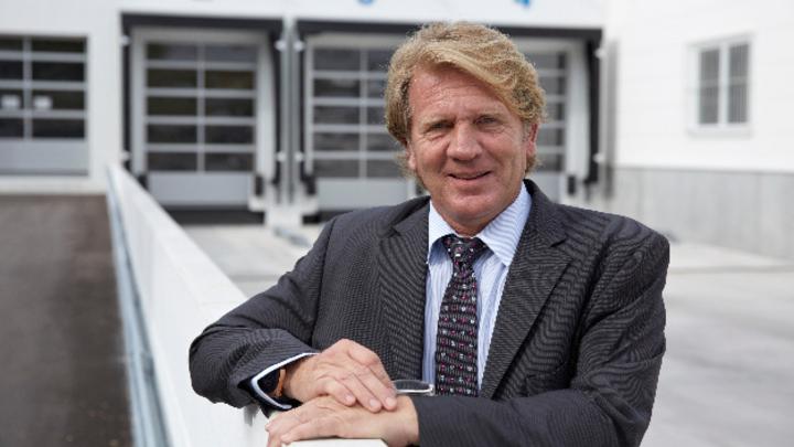 Thomas Rudel, CEO von Rutronik