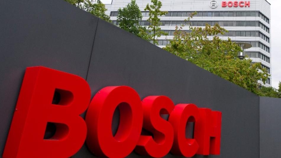 Bosch erwartet Wachstum in der Mobilitätssparte