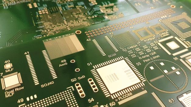 Fela und Würth wollen mit digitalen Fertigungstechnologien Akzente in der  Leiterplattenfertigung setzen