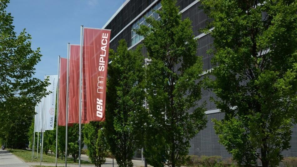Im Firmensitz in München lädt ASM auch 2017 zur ASM-In-House-Show im SMT Center of Competence ein.