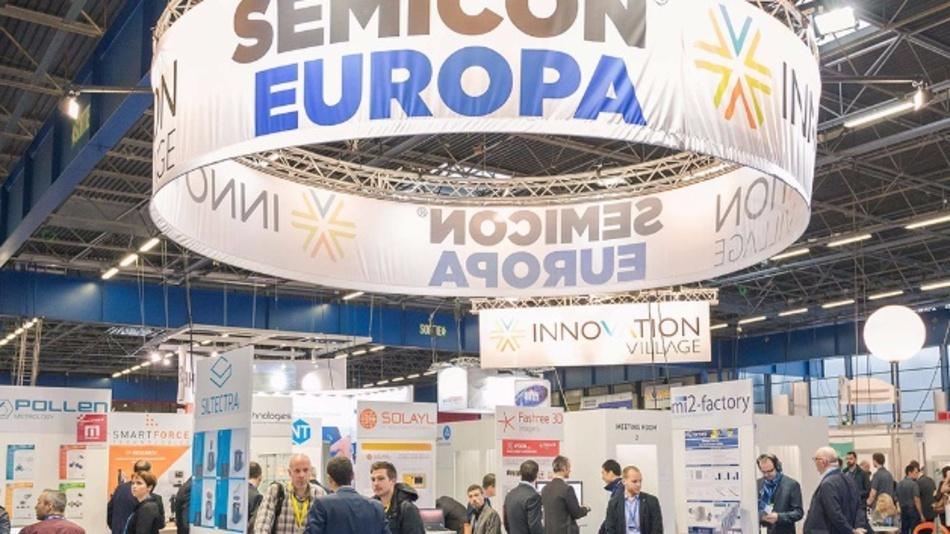 Enge Verzahnung der SEMICON Europa mit der productronica